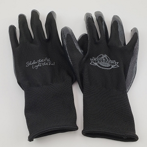 Kick Ash Basket Charcoal Prep Gloves