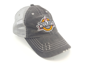 Kick Ash Basket Trucker Cap