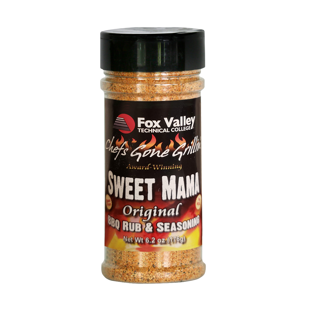 Sweet Mama Original BBQ Rub
