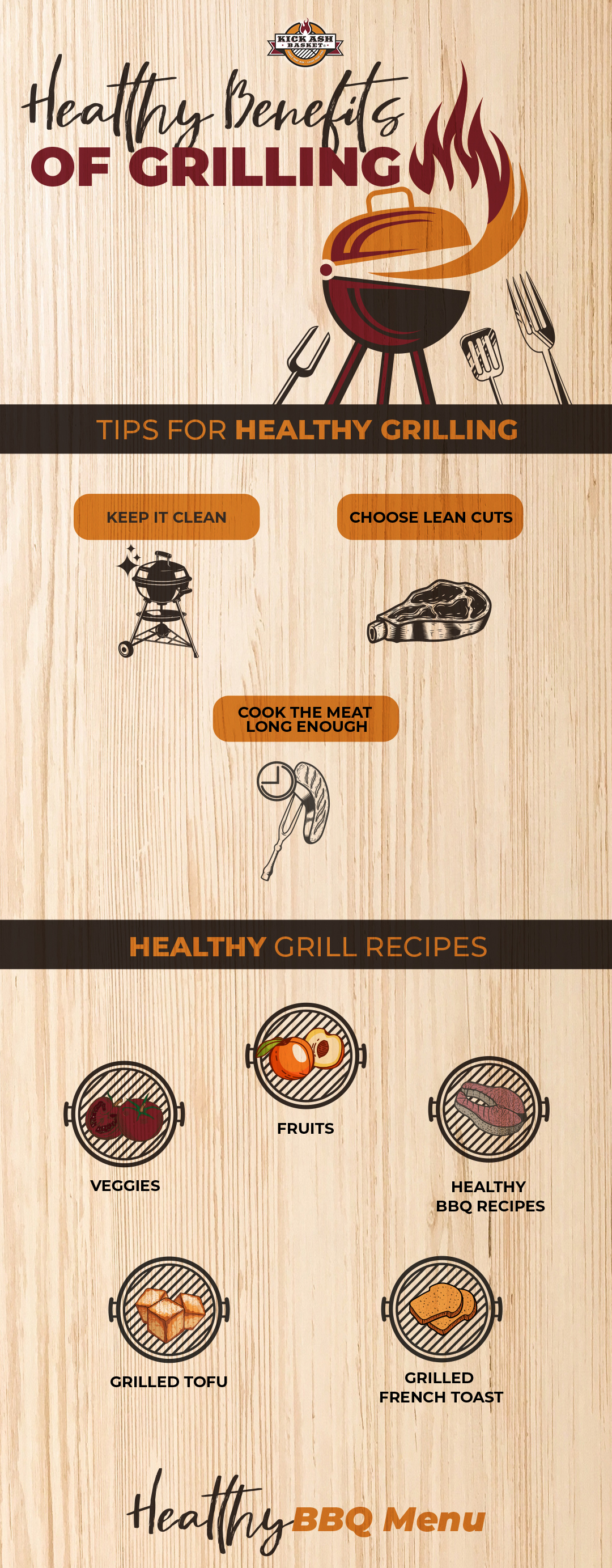 healthy grilling recipies