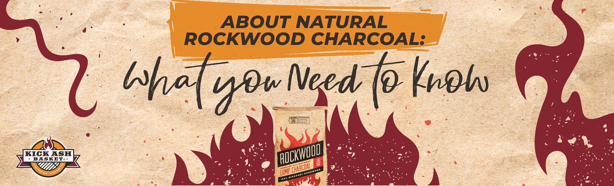 About Natural Rockwood Charcoal: What You Need to Know